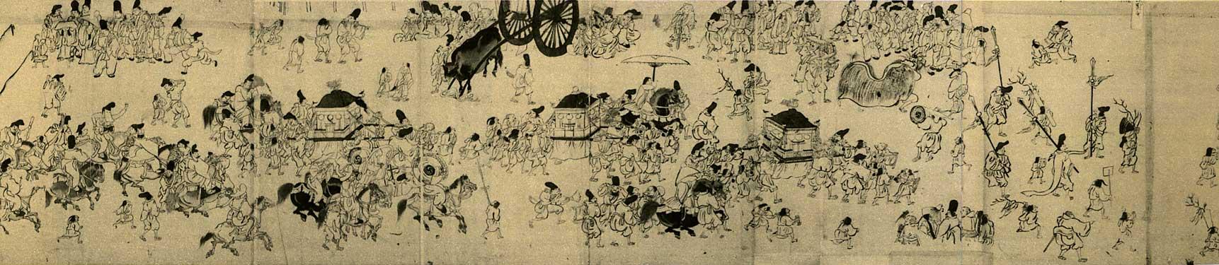 年中行事絵巻祇園祭