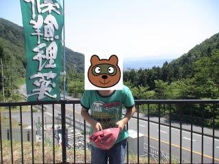 マキノ追坂峠