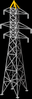 東北電力踏破地図