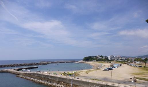 浜島海水浴場