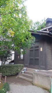 乃木邸4、玄関