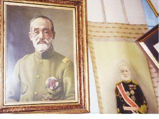 乃木将軍、肖像画