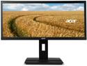 Acer 29型ワイド液晶ディスプレイ (非光沢/2560x1080 21:9/300cd/100000000:1/8ms) B296CL