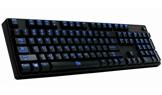 Thermaltake Tt eSPORTS Poseidon Illuminated(BLUE SWITCH)ゲーミングキーボード 日本正規代理店品 KB261 KB-POS-BLBLUS-01