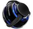 THERMALTAKE GOrb II NB Cooler/70mm*2/blue LED/blackコンパクトノートブッククーラー 日本正規代理店品 HS1045 CLN0032